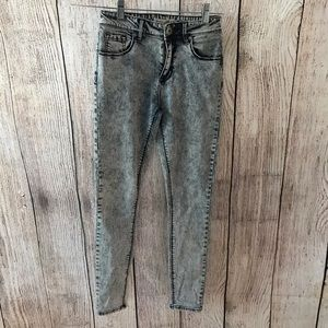 Bullhead Denim Co.  High Rise Jeggings size 1